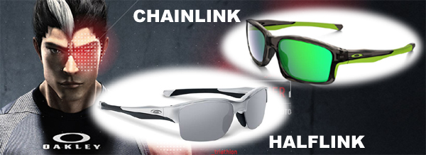 Oakley New  CHAINLINK・HALFLINK
