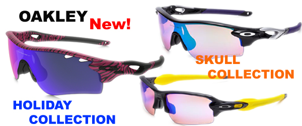 Oakley New